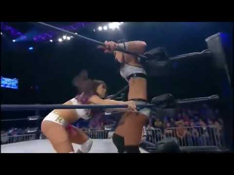 Download WWE TNA Knockouts Gaundlent For 1# Contender: TNA One Night Only 2018