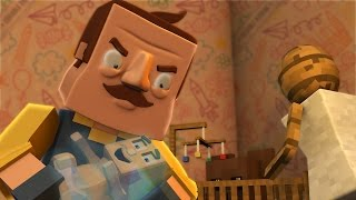 Minecraft | Hello Neighbor - HIS SECRET DEAD BABY! (Hello Neighbor in Minecraft)