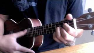 Ukulele Tutorial #54 (Count On Me, Bruno Mars)