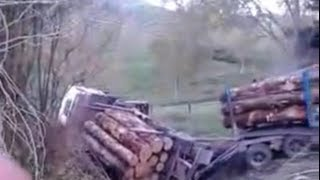 epic fail who is at fault dozer driver or truck driver