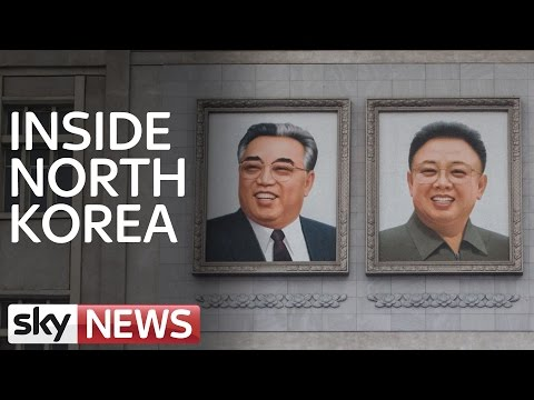 Sightseeing In North Korea: Pyongyang's Schools And Care Homes