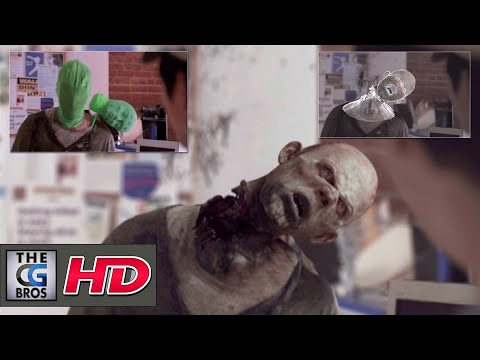 "CGI & VFX Showreels HD: ""The Walking Dead"" - by Stargate Studios"