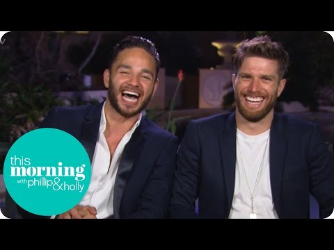 I'm A Celeb's Adam and Joel Leave Holly and Phillip in Stitches | This Morning