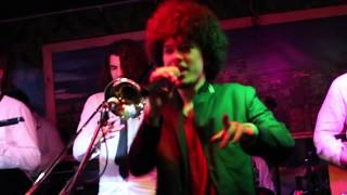 24K Magic - Jourdain (Bruno Mars Live Band Cover)