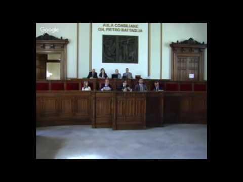 Consiglio Comunale Reggio Calabria 31 ottobre 2016
