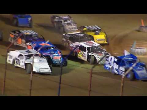 Dog Hollow Speedway - 10/21/17 E-Mod Feature Race