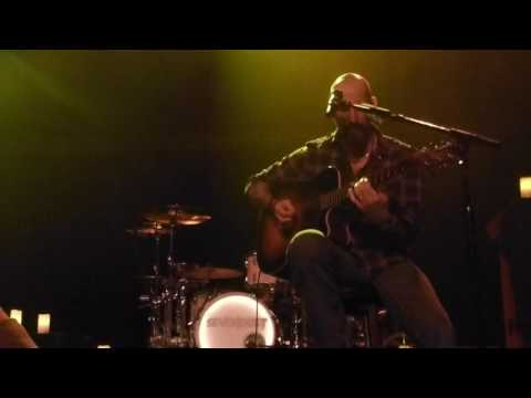 Sevendust (Acoustic) - Crucified LIVE [HD] April 6, 2014