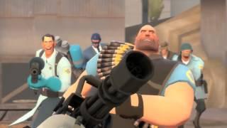 Официальный трейлер игры Team Fortress 2