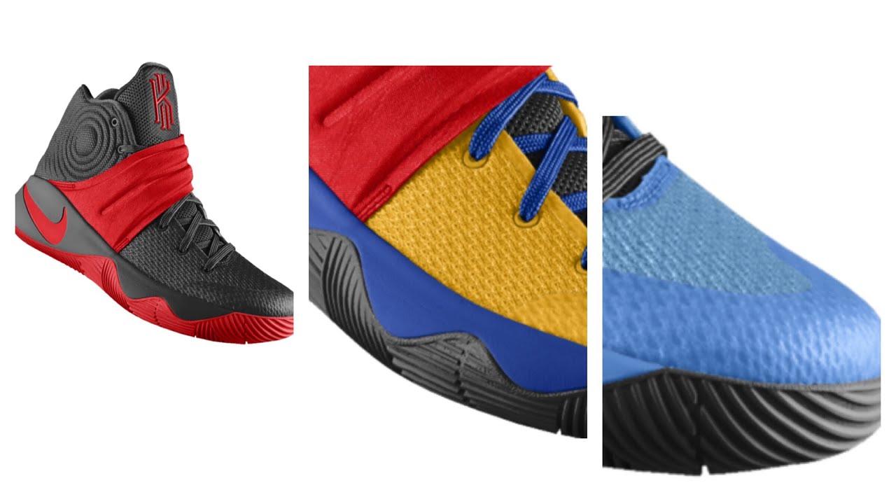 b81a08e1e9f My First EVER NIKE ID Basketball Shoe - YouTube