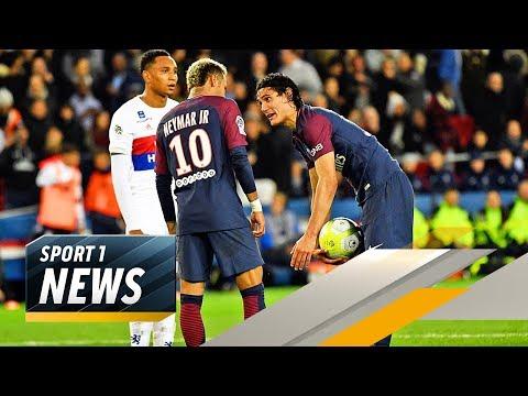 PSG beugt sich Neymar & Schalke sagt BVB den Kampf an | SPORT1 - Der Tag
