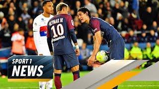 Neymar oder Cavani? PSG legt Elfer-Schützen fest | SPORT1 - Der Tag