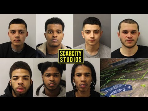 2 Ride out gxngs given 27 years each member in London A.M Cases