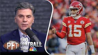 PFT Overtime: NFL cap crunch in 2021, Patrick Mahomes vs. Trevor Lawrence | NBC Sports
