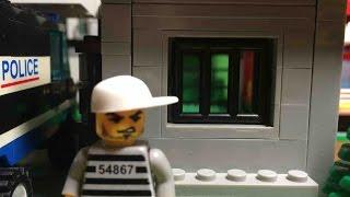 Lego.Ограбление