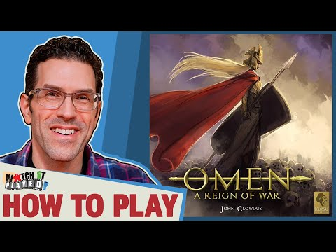 Omen: A Reign Of War - How To Play