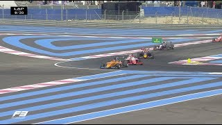 Formula 3 Round 2 Highlights | 2019 French Grand Prix