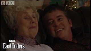 Nana Moon dies - EastEnders - BBC drama