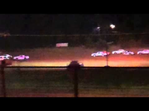 Sabine motor speedway factory stock feature race