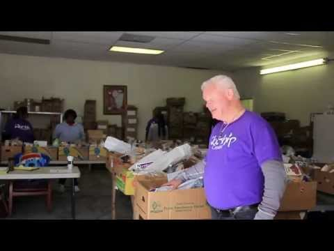 The Worship Center Food Pantry