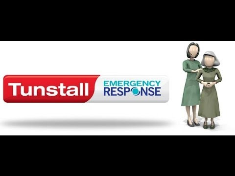 Telecare Solutions From Tunstall Emergency Response