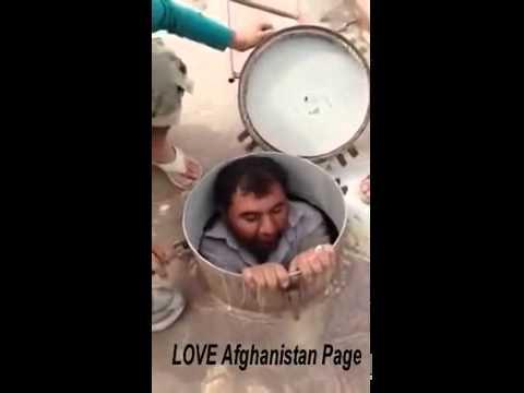 پولیس جالب افغانی
