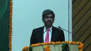 Key Note address by Mr  D Shiva Kumar, CEO of Pepsico India