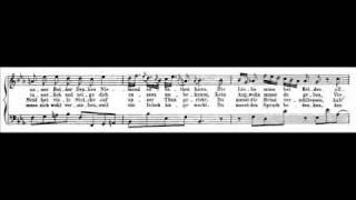 """J.S. Bach - BWV 518 - Aria di Giovannini """"Willst du dein Herz mir schenken?"""""""