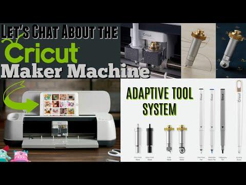 Cricut Maker LIVE discussion