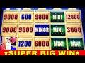 Gold Bonanza Slot Machine ★SUPER BIG WIN★ $6 Max Bet Bonus | Slot Machine HUGE WIN | Live Slot Play