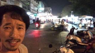 Traveling to Mukdahan 海外一人旅イサーン編