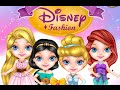 Dressup Games for Girls, Baby Barbie Disney Fashion, Baby Disney dress, Baby videos