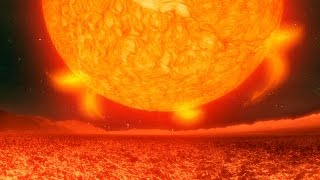 Scorched Planet - Earth's Fiery Future