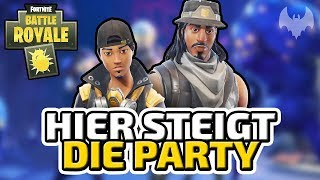 Explosive Party - ♠ Fortnite Battle Royale: High Explosives #001 ♠ - Deutsch German - Dhalucard