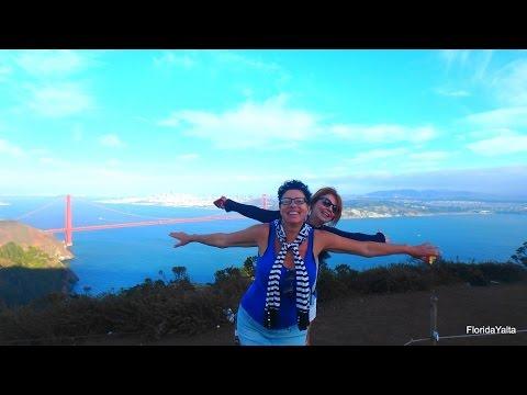 С Леной по Сан Франциско - Что посетить в San Francisco CA FloridaYalta 23.08.2015