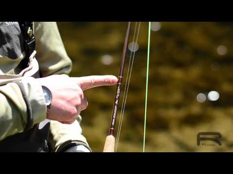 RX Fly Rod Series By Ross