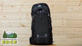 Gregory Stout 65 Internal Frame Backpack
