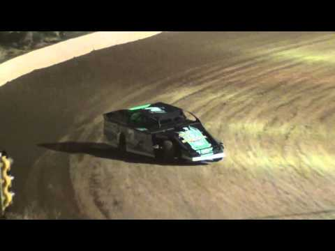 May 8th Red Cedar Speedway Jesse Glenz Feature win