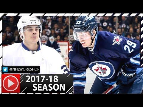 Toronto Maple Leafs vs Winnipeg Jets. NHL Highlights. October 4th, 2017. NHL Season BEGINS! (HD)