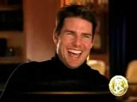 Tom Cruise Scientology Video - Original &  uncut   (Part 2)