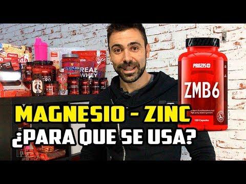 cloruro de magnesio para aumentar masa muscular