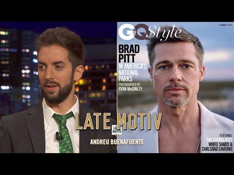 "LATE MOTIV - David Broncano ""Entendiendo a Brad Pitt""  LateMotiv231"