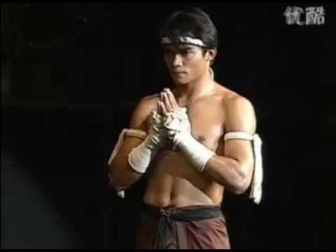 TONY JAA - Demonstration - The best fighter