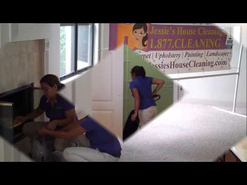 Jacksonville Home Cleaning Service | Jessie's House & Carpet Cleaning 1.877.CLEANING
