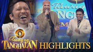 Tawag ng Tanghalan: Vice Ganda dedicates his dance to Ms. Charo Santos