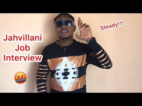 Jahvillani Job Interview | @nitro__immortal
