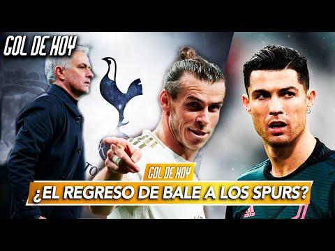 """LUZ VERDE: """"El regreso de Bale al Tottenham""""   """"CR7, molesto por el Balón de Oro"""""""