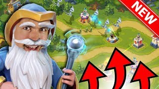 This *NEW* TOWER DEFENSE Game Is AMAZING!