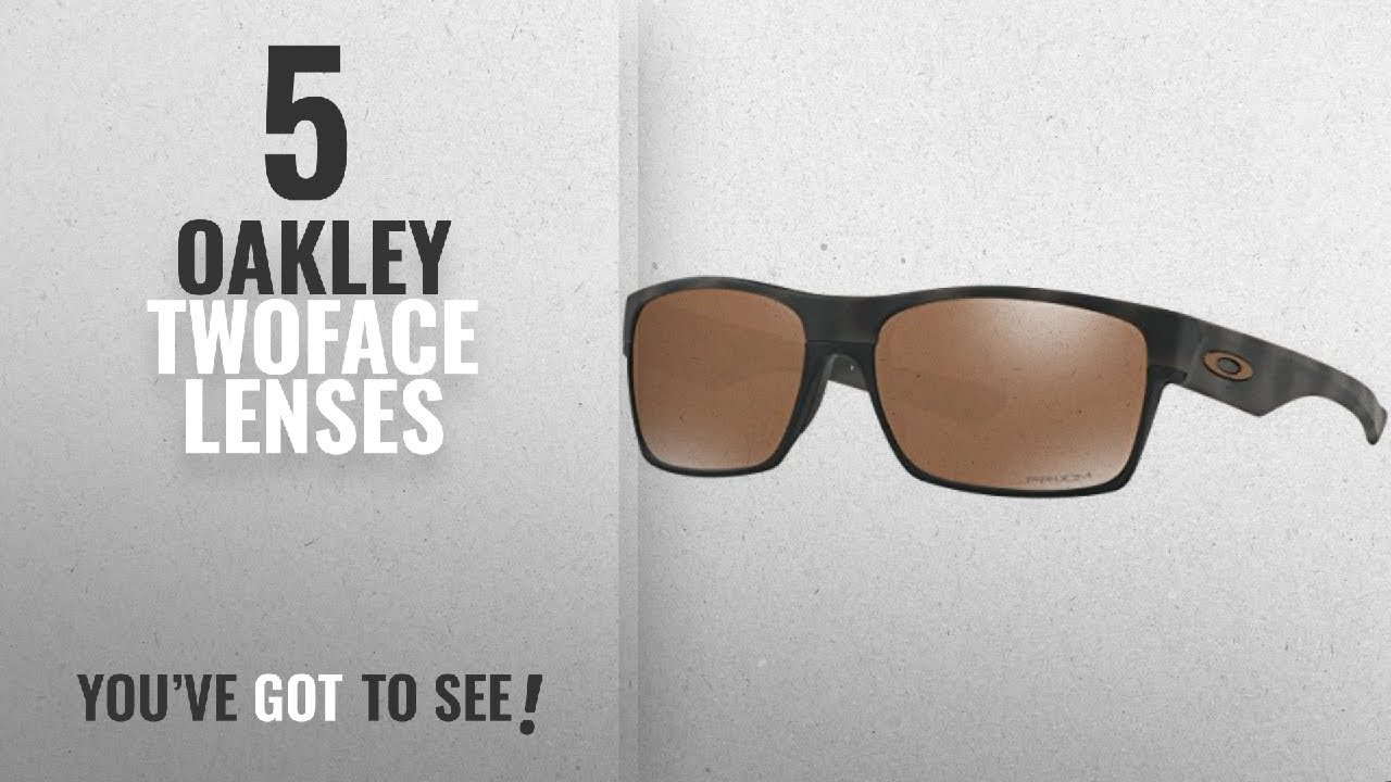 08c6f80833a Top 10 Oakley Twoface Lenses   Winter 2018    Oakley Men s Injected ...