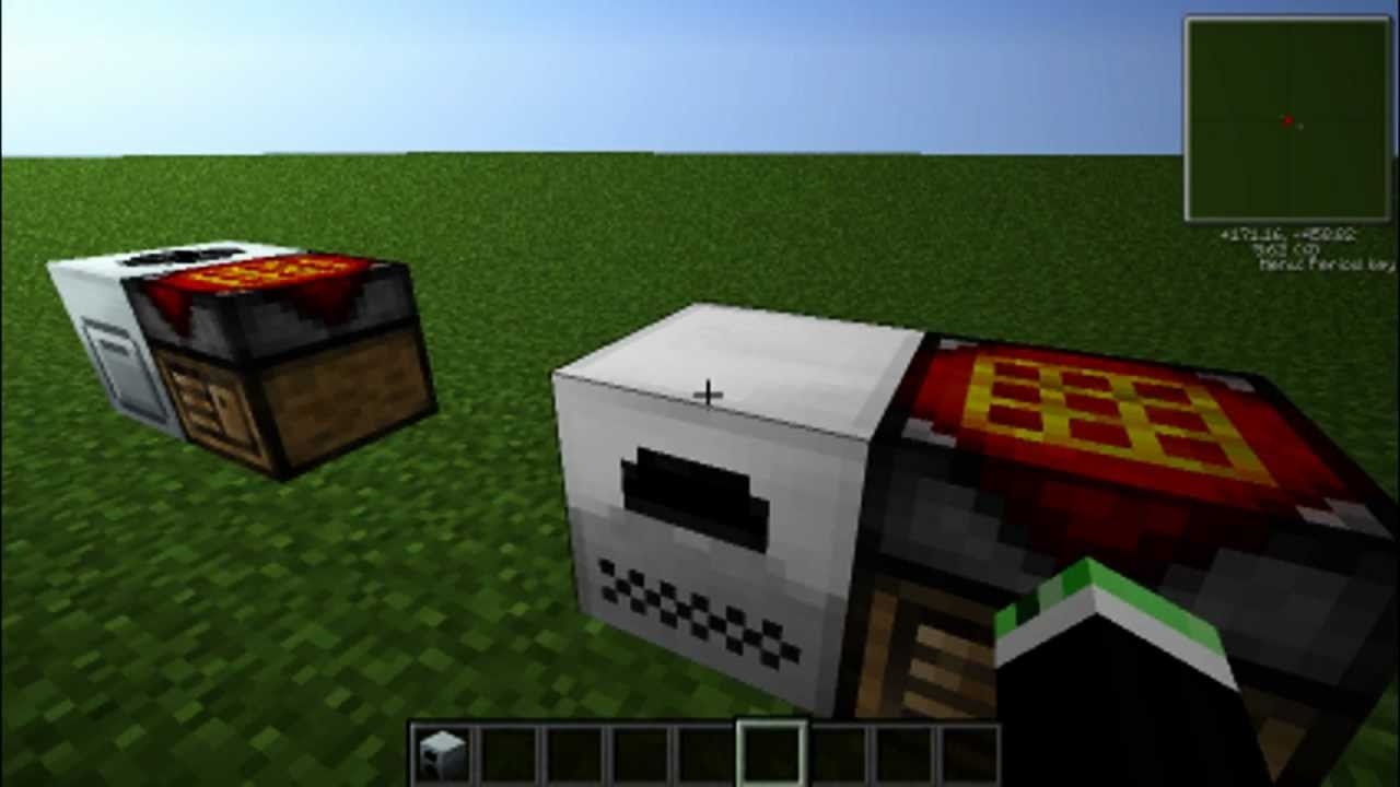 Tekkit Tutorial - Macerator and Electric Furnace - YouTube