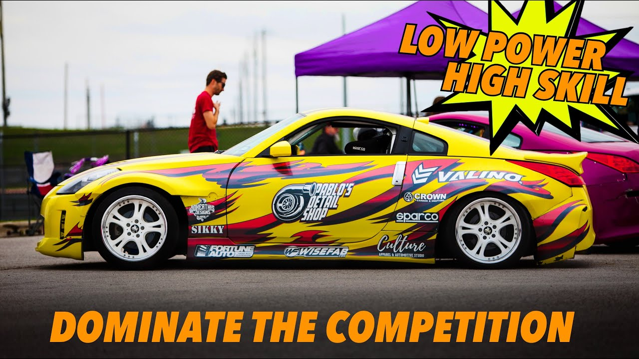 How to win drift comps - step by step guide